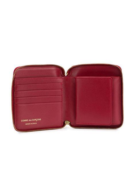 Portafoglio in pelle WALLETS COMME DES GARCONS | Portafogli | SA21004
