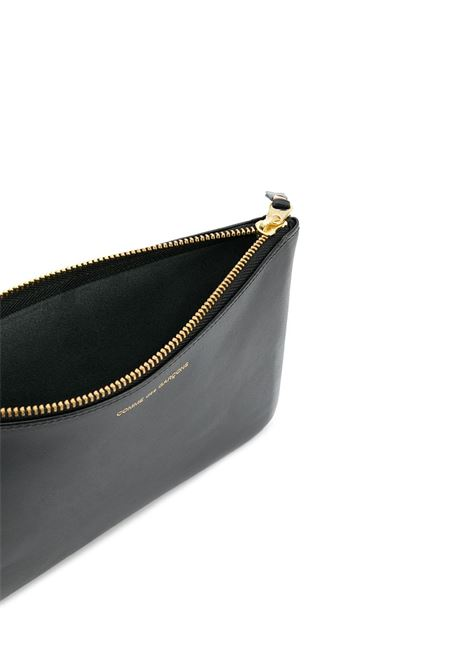 Portafoglio in pelle WALLETS COMME DES GARCONS | Portafogli | SA51001