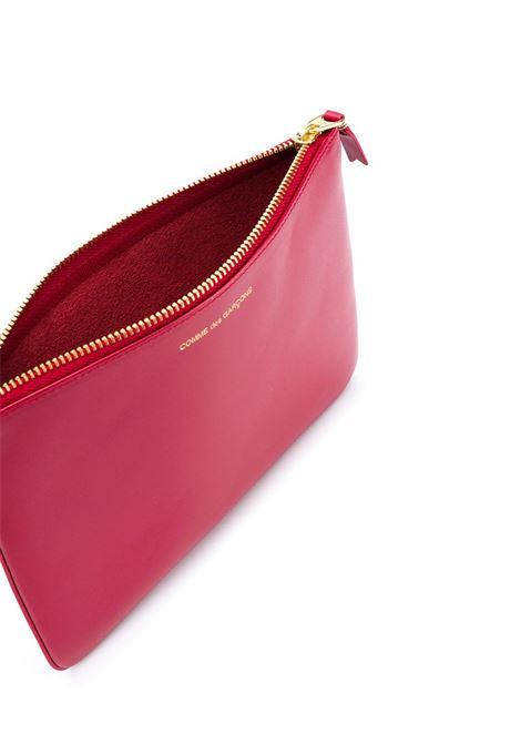 Portafoglio in pelle WALLETS COMME DES GARCONS | Portafogli | SA51004