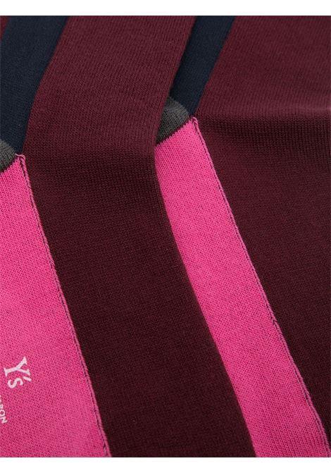 Calzini con design color-block Y's | Calze | YR-M01-8902