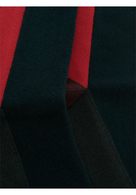 Calzini con design color-block Y's | Calze | YR-M01-8903