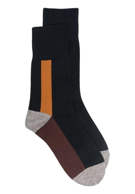 Calzini con design color-block Y's | Calze | YR-M01-8904