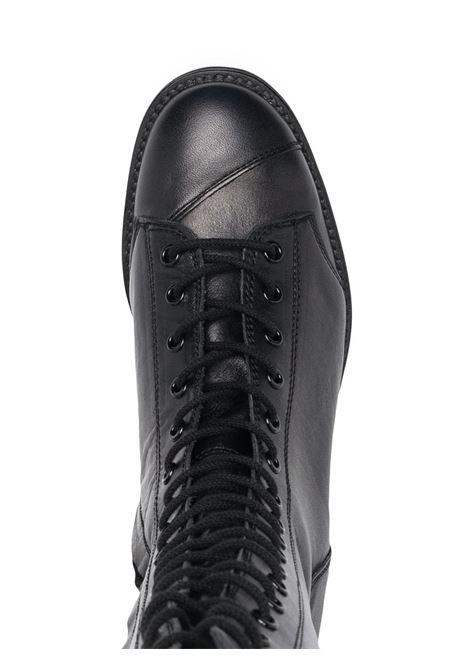 Stivali in pelle YOHJI YAMAMOTO | Stivali | FR-E107601