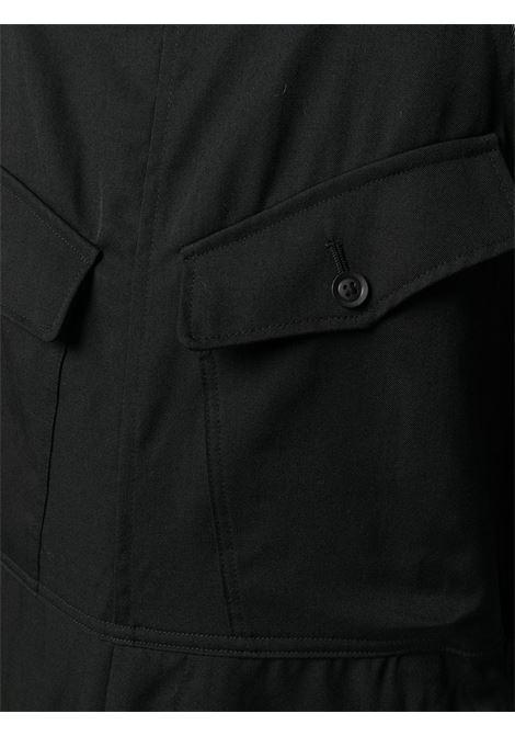 Salopette in lana YOHJI YAMAMOTO | Salopette | HR-P42-1002