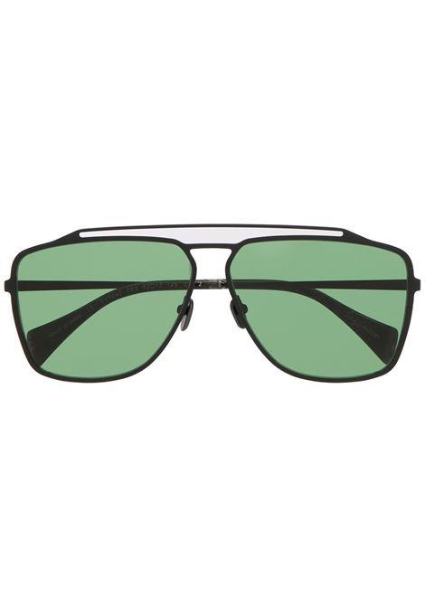 Occhiali da sole modello aviator squadrati YOHJI YAMAMOTO | Occhiali | YY7040002
