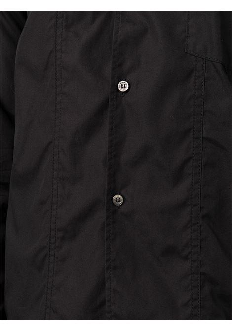 camicia con cappuccio BLACK COMME DES GARCONS | Blusa | 1H-B0151