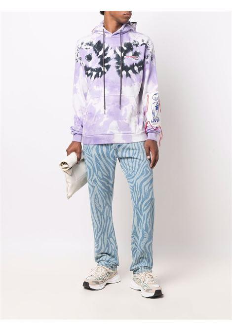 CHARLES JEFFREY LOVERBOY | Sweatshirt | CJLAW21TDEHLILIAC/BLACK/BEIGE