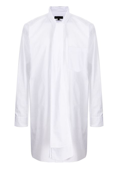 camicia lunga con sciarpa COMME DES GARCONS Homme Plus | Camicia | PH-B0142