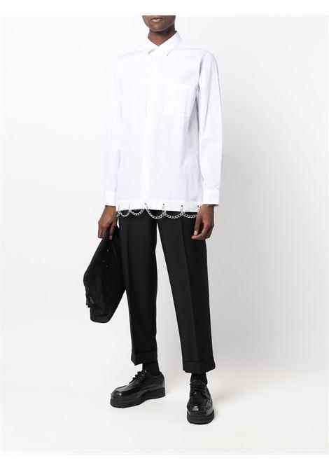 Camicia con catena COMME DES GARCONS Homme Plus | Camicia | PH-B0191