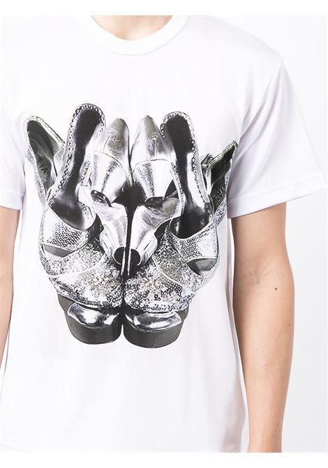 t-shirt girocollo manica corta COMME DES GARCONS Homme Plus | Camicia | PH-T0181