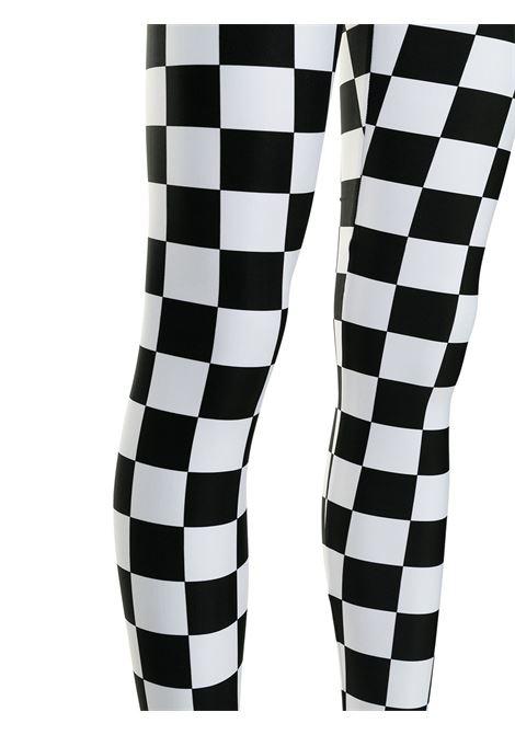 leggins stampato bicolore COMME DES GARCONS | Leggings | GH-T0121