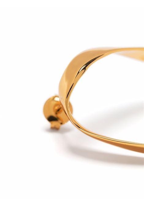 orecchino singolo ovale DRIES VAN NOTEN | Orecchini | EARRING212902Q061954