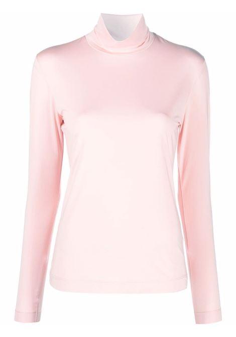 maglia collo alto in jersey DRIES VAN NOTEN | Maglia | HEYSER3220305
