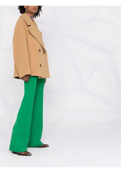 giaccone doppio petto oversize DRIES VAN NOTEN | Cappotto | RAMSONSHORT3271103