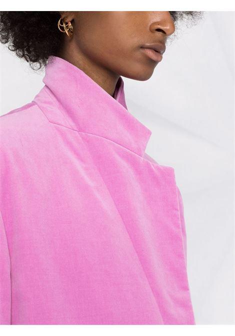 cappotto oversize in velluto DRIES VAN NOTEN | Cappotto | ROBS3254305