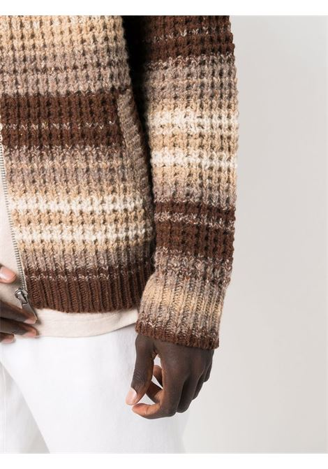 cardigan in lana con zip ERL   Giubbotto   ERL03N0021