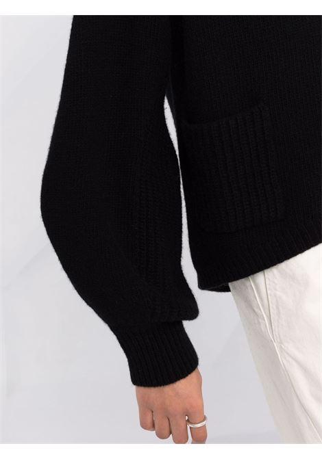 cardigan corto oversize FEDERICA TOSI | Maglia | FTI21MK011.0FTAI210002