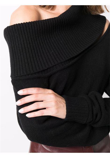 maglia con collo ad anello FEDERICA TOSI | Maglia | FTI21MK057.0FTAI210002