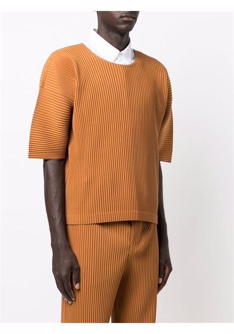 t shirt plissé manica corta HOMME PLISSE | T-shirt | HP18JK10141