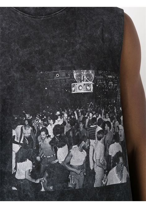 t-shirt smanicata con stampa HONEY FUCKING DIJON | Maglia | HFD04T0011