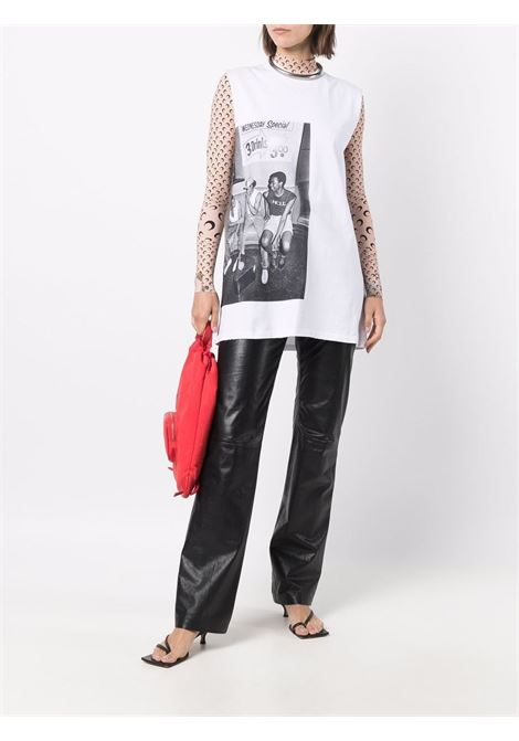 t-shirt oversize smanicata HONEY FUCKING DIJON | Maglia | HFD04T0014