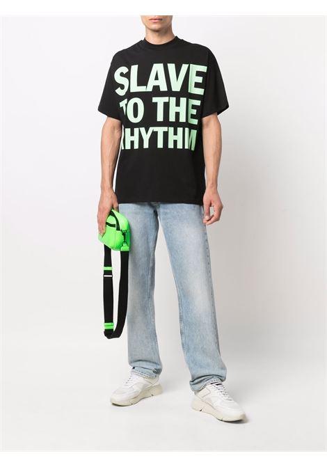 t-shirt oversize con stampa HONEY FUCKING DIJON | Maglia | HFD04T0022