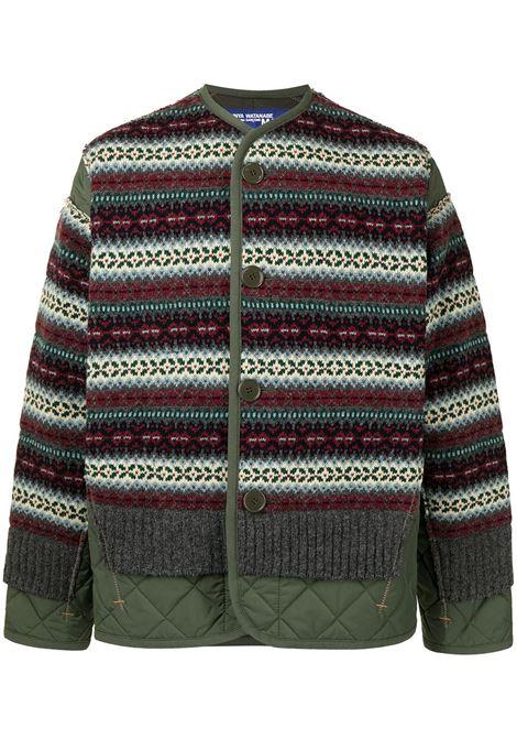 giacca trapuntata con maglia JUNYA WATANABE MAN | Giacca | WH-J0101