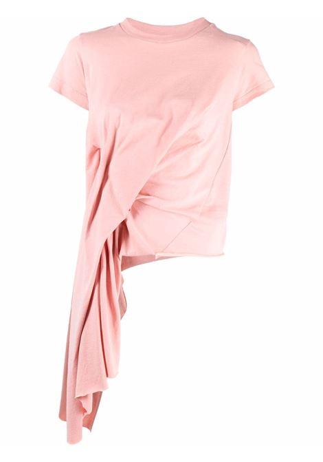 t-shirt manica corta MARQUES ALMEIDA | Top | TP0275JRSPINK