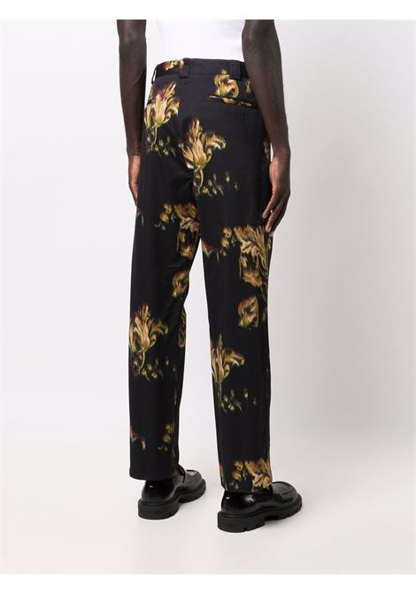 pantalone con stampa floreale PAUL SMITH | Pantalone | M1R-999U-G0150292