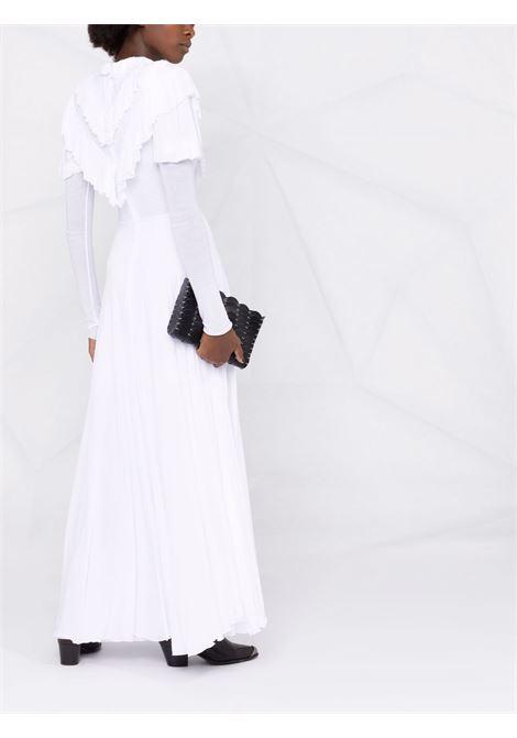 abito lungo con rouches PHILOSOPHY di LORENZO SERAFINI | Abito | A042457341