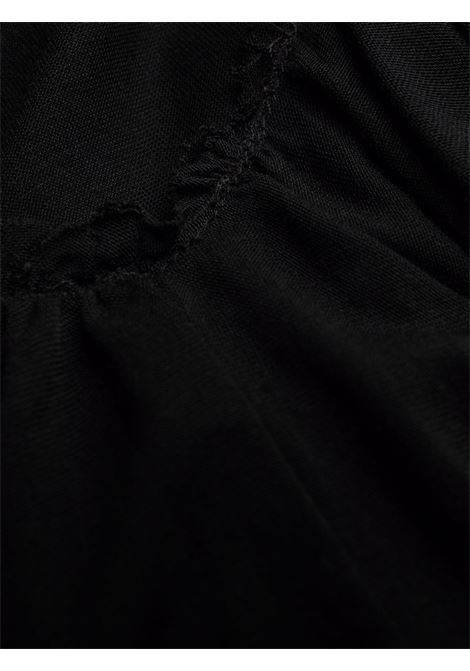 abito lungo con rouches PHILOSOPHY di LORENZO SERAFINI | Abito | A04245734555