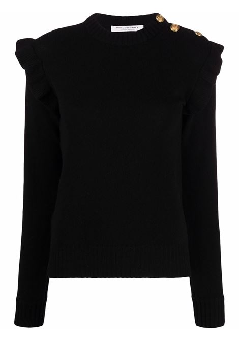 maglia girocollo PHILOSOPHY di LORENZO SERAFINI | Maglia | A09015702555
