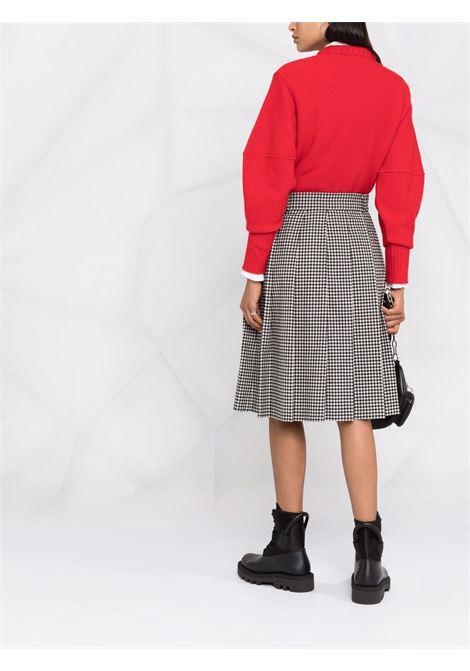 maglione girocollo con manica ampia PHILOSOPHY di LORENZO SERAFINI | Maglia | A09335703112