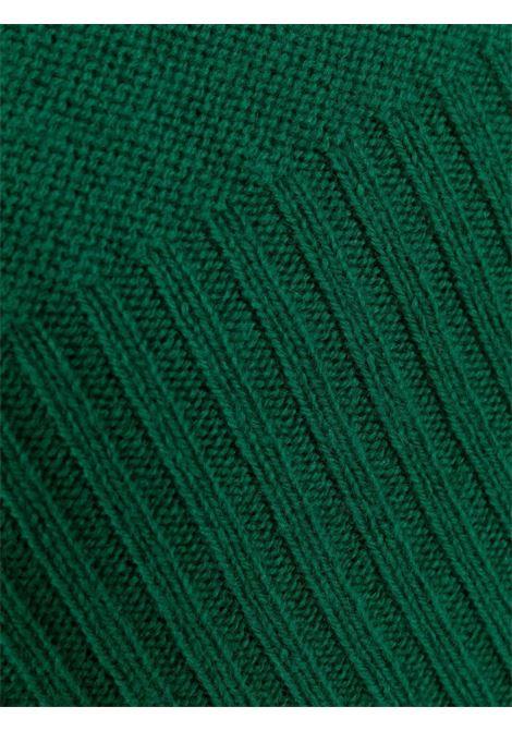 abito in maglia a collo alto con spalla ampia PHILOSOPHY di LORENZO SERAFINI | Abito | V04825703383