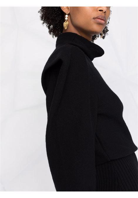 abito lungo in maglia a  collo alto PHILOSOPHY di LORENZO SERAFINI | Abito | V04825703555