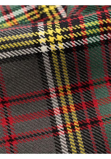 Cappotto leggero in lana tartan PHILOSOPHY di LORENZO SERAFINI | Cappotto | V060157251499