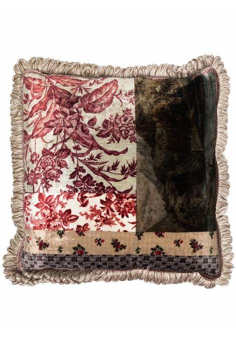 cuscino in velluto stampato PIERRE LOUIS MASCIA | Cuscino | KANPUR/S031503827