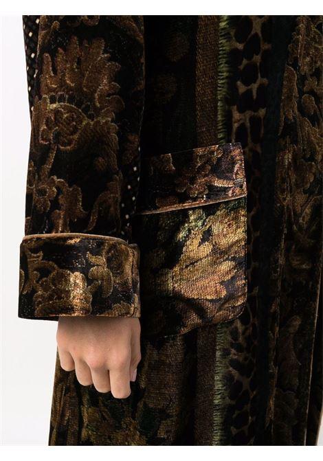 vestaglia fantasia con cintura PIERRE LOUIS MASCIA | Vestaglia | KANPUR10010L124760