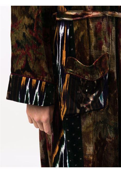 vestaglia in velluto PIERRE LOUIS MASCIA | Vestaglia | KANPUR10010L124761
