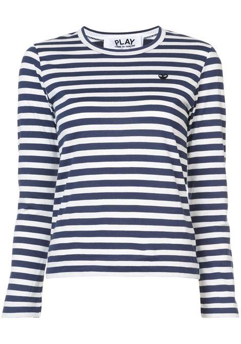 PLAY COMME DES GARCONS | T-Shirts | P1T2091