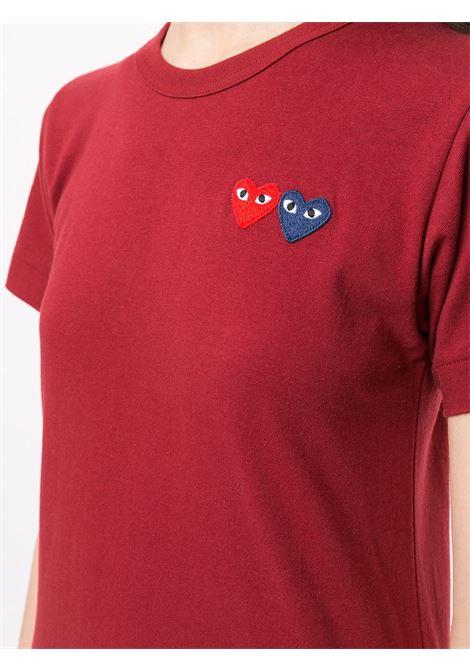 PLAY COMME DES GARCONS | T-Shirts | P1T2254