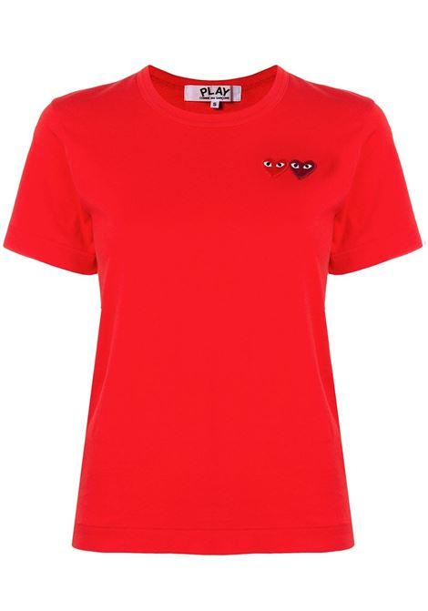 PLAY COMME DES GARCONS | T-Shirts | P1T2255