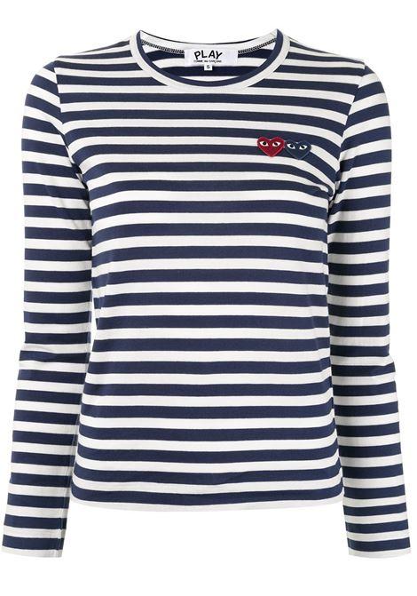 PLAY COMME DES GARCONS | T-Shirts | P1T2271