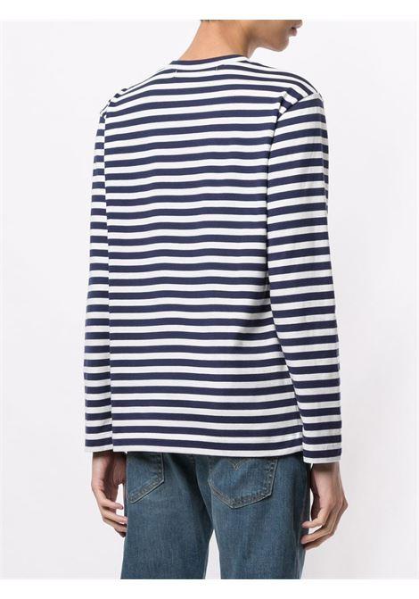 t-shirt manica lunga con logo PLAY COMME DES GARCONS | T-shirt | P1T2281