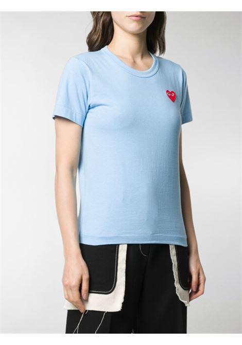 PLAY COMME DES GARCONS | T-Shirts | P1T2711
