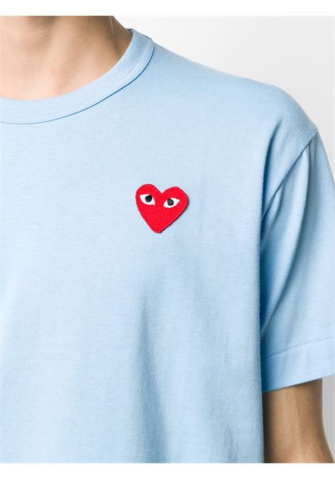t-shirt manica corta con logo PLAY COMME DES GARCONS | T-shirt | P1T2721