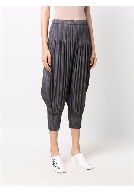 pantalone plissé con elastico in vita PLEATS PLEASE | Pantalone | PP18JF40212