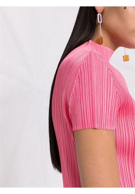 lupetto plissé mezza manica PLEATS PLEASE | Camicia | PP18JK11228