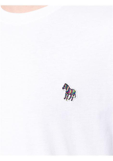 PS PAUL SMITH | T-Shirts | M2R-828R-AZEBRA01