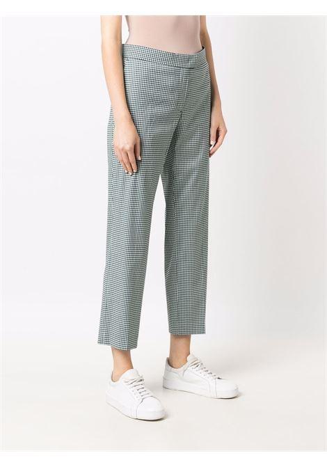 pantalone a quadretti con tasche laterali PS PAUL SMITH | Pantalone | W2R-083T-G3077634